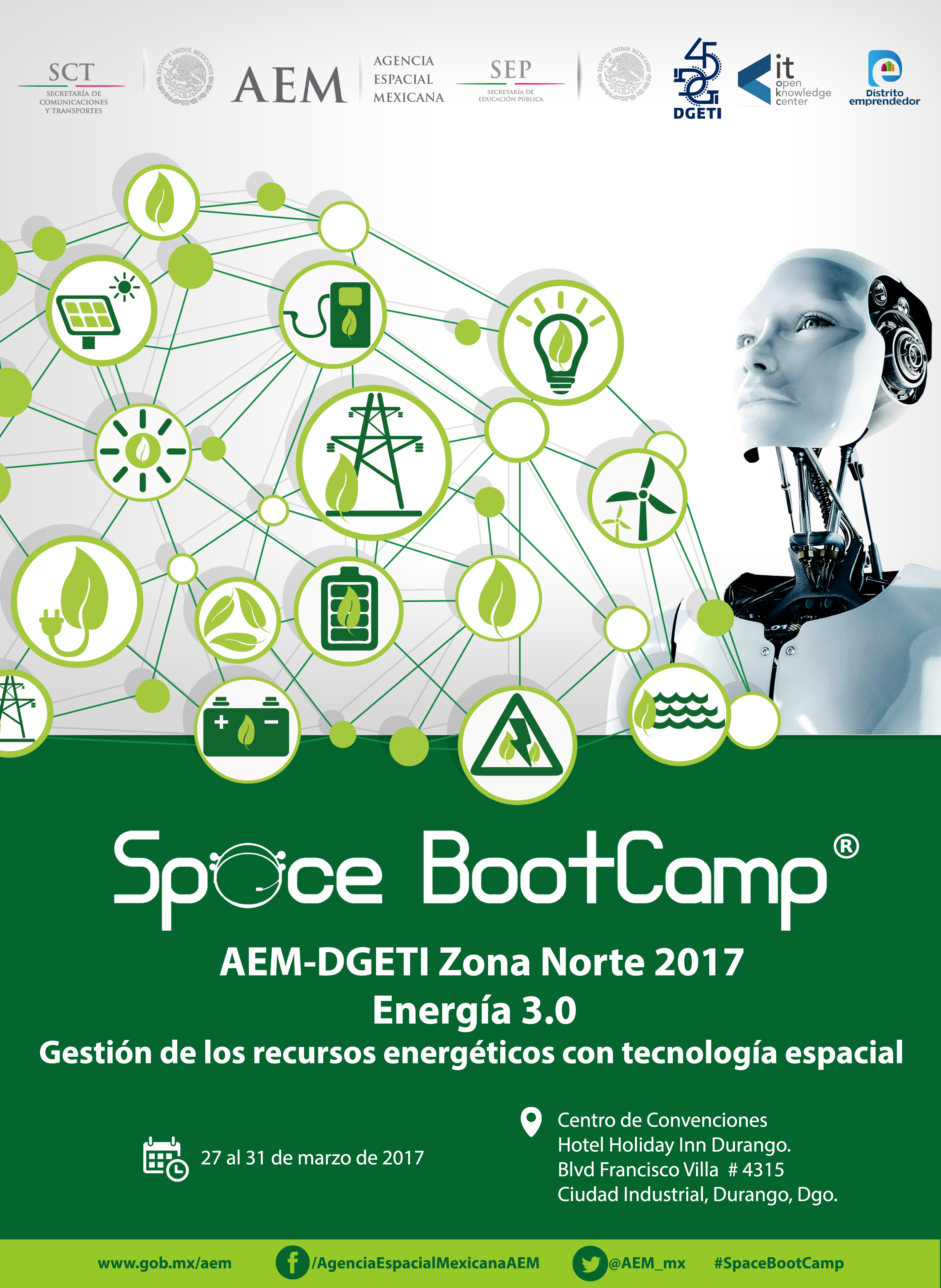 Anexo C-077-2017(Space BootCamp 2017) Cartel